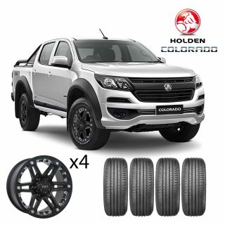 Holden Colorado 18""