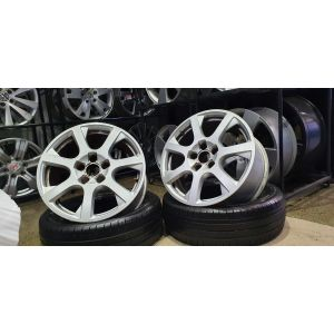 """4X17"""" GENUINE OEM AUDI WHEELS 5/112 FITMENT A5 A6 A7 A8 RS S4 S6 TT"""