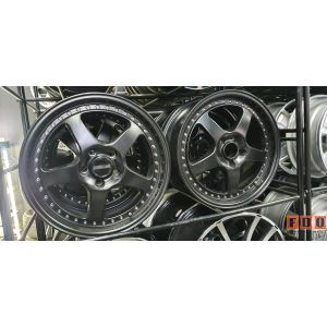 """4X18"""" FORGE AUTO WHEELS 5/114.3 FITMENT FORD AND JDM"""