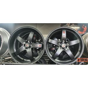 """4X20"""" LENSO D1R STAGGERED WHEELS 5/120 FITMENT HOLDEN AND BMW"""